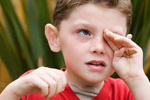 تنبلی چشم در کودکان و علائم آن | (Amblyopia (Lazy eye