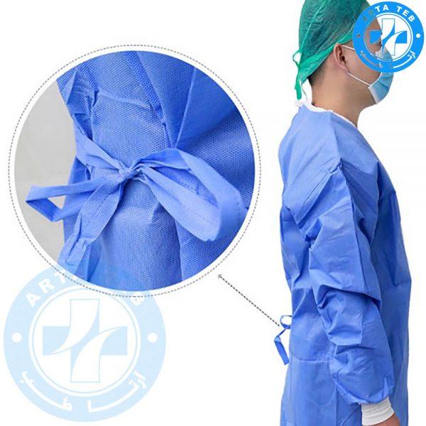 گان جراحی ساده (2)