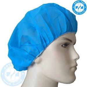 کلاه بیمار یکبار مصرف (1)