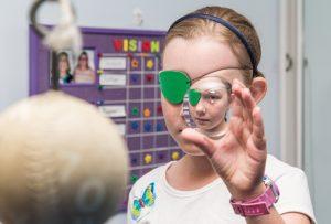تمرینات بینایی یا ویژن تراپی برای چه کودکانی مفید است؟! (1)