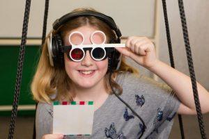 تمرینات بینایی یا ویژن تراپی برای چه کودکانی مفید است؟! (2)
