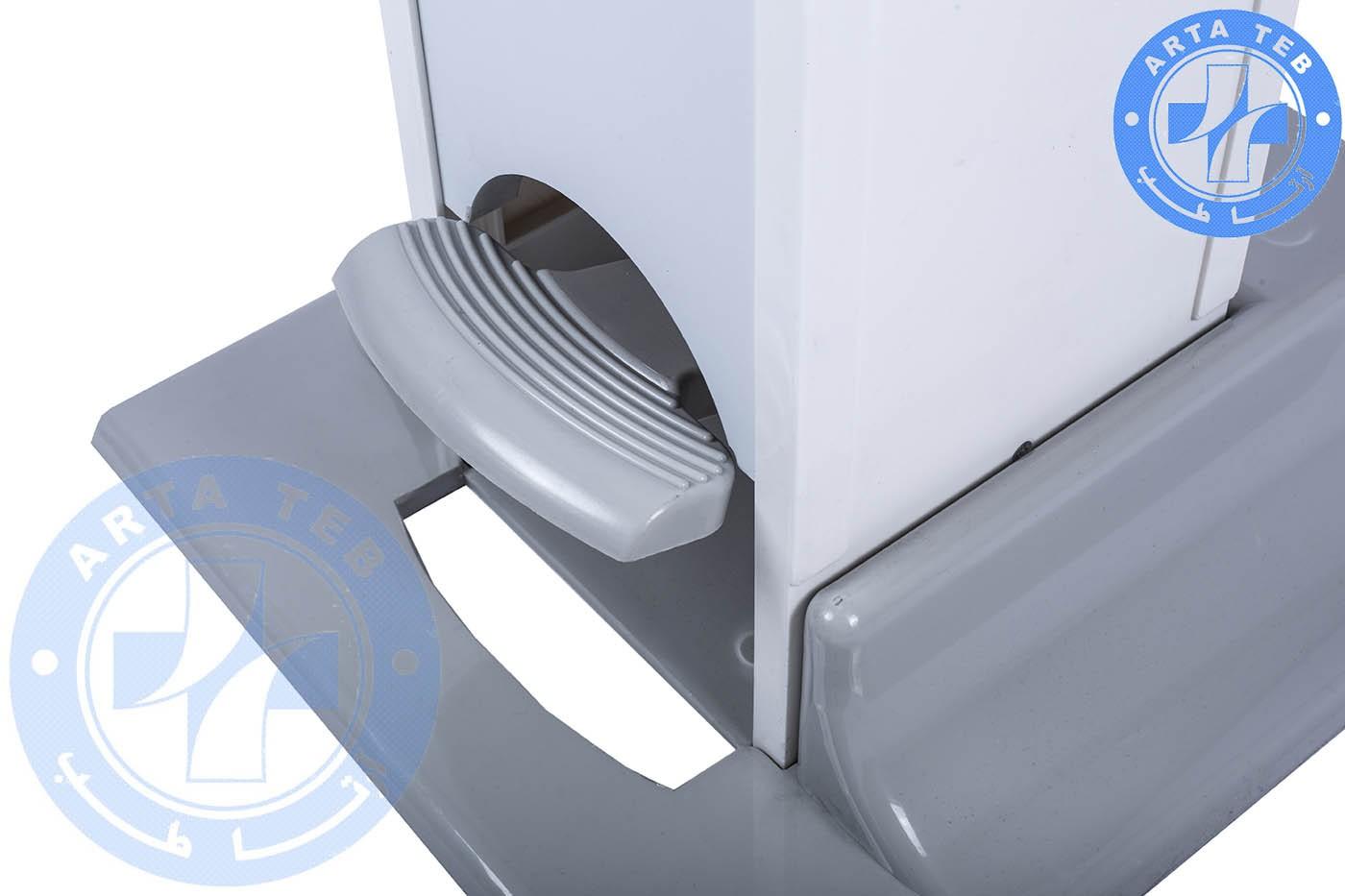 دستگاه ضد عفونی کننده دست پدالی (3)