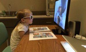 کتاب،بازی و انیمیشن های موثر برای درمان تنبلی چشم کودکان (4)