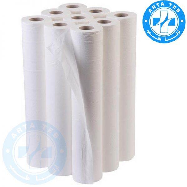 رول ملحفه یکبار مصرف عرض 65 گرماژ 17 (2)