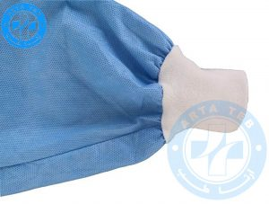 گان جراح ساده - شرکت آرتا طب (1)