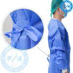 گان جراح ساده - شرکت آرتا طب (2)