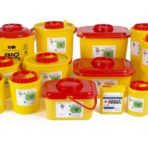 سیفتی باکس چیست ؟! Sharps Container آرتا طب (6)