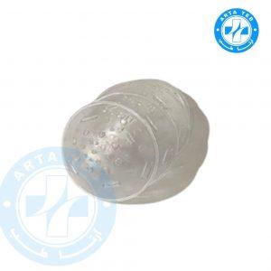 شیلد چشمی پلاستیکی شفاف (2)